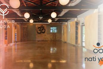 CY İstinye, Nati Yoga Olarak Yeniden Açılıyor
